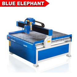 1212 Meilleur routeur CNC machine à sculpter le bois 1,5Kw fusée pour guitare de décisions d'alimentation en usine