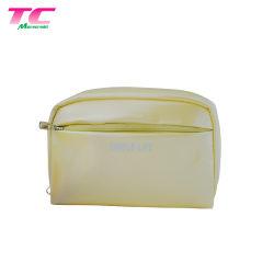 Туалетные принадлежности сумка из натуральной кожи PU макияж щетки мешки держатель органайзера переносной футляр для хранения пальчикового типа