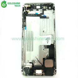 De in het groot Dekking Van uitstekende kwaliteit van de Huisvesting van de Batterij van iPhone van de Fabriek 5/5g Achter met Flex Kabel