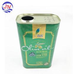 Питание масло металла может /оливкового масла Упаковка Коробки