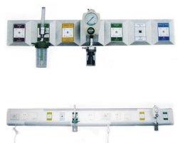 Fabricante profesional de cama de hospital de la unidad de cabeza de los equipos de gases medicinales