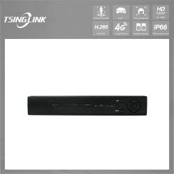 H264 de haute qualité de sortie VGA 16 canaux HD DVR ONVIF SSD NVR de vidéosurveillance de sécurité