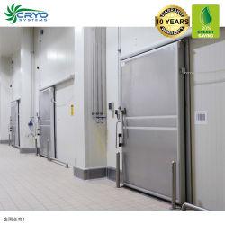 +10~-40c usine de transformation de fruits de mer congélateur de stockage