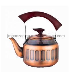 Bester Verkaufs-große Kapazitäts-nichtelektrischer Edelstahl-Wasser-Kessel