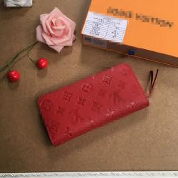 L-V de la cartera de cuero auténtico Original, Lady Purse, la Bolsa de embrague