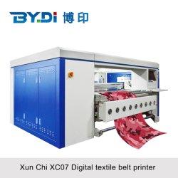 De digitale TextielPrinter van de Stof met 8X 5113 Printhead Epson voor de Kleurendruk van de Zijde