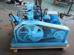 170bar 220/380/440V de remplissage du réservoir d'oxygène thérapeutique de l'oxygène O2 Fournisseur du compresseur