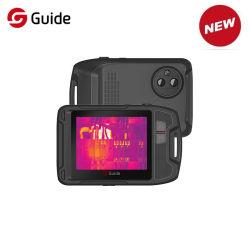 """Guide P120V Pocket-Sized câmara térmica para a construção de inspecções e reparações eléctricas com ecrã táctil de 3,5"""""""