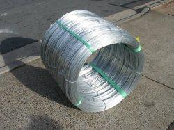 Падение с возможностью горячей замены оцинкованной стальной проволоки для строительных материалов с Ce