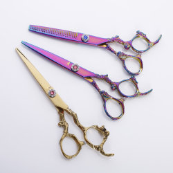 Выпрямитель волос Salon оборудование для ухода за волосами Фен Baber ножницы