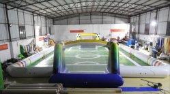 Свежем воздухе игры надувной футбол суд модели