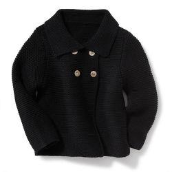 Fabricante Design Personalizado de algodão tricotado Kids casaco de Inverno