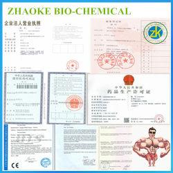 Química farmacêutica Medicina Gw 0742 Sarms matérias em pó