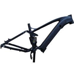 27,5er Plus Enduro suspensão integral e estrutura de bicicletas eléctricas Bafang bicicletas de montanha