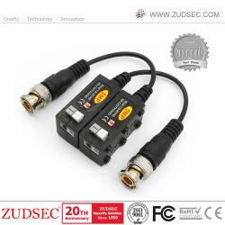 Aktiver UTP 106c Ahd Einfachkanalpassiver videoBalun CCTV-HD Cvi /Tvi /Ahd