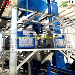 Grandement amélioré granulateur humide avec un seul ou en poudre Multi-Machine combinaison
