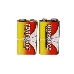 6LR61 9V Super Alkaline Battery Non-충전식 배터리, 화재 경보, 기타 수거
