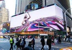 دليل الكهرباء عرض الشاشة الملونة بالكامل / حائط الفيديو