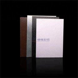 AA1050 AA1060 AA1100 AA3003 Prägestuck Aluminiumblech für Kühlschränke Im Gefrierraum