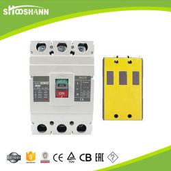 AC400V 10une haute qualité MCCB disjoncteur miniature avec la CE