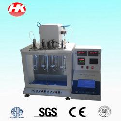 HK-265G / Viscosidade cinemática (tipo semiautomático com função de sucção de óleo)