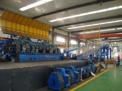 Kupferner Rod-Strangguß und Walzen-Maschine/Ccr Produktlinie für kupfernen Rod 8mm