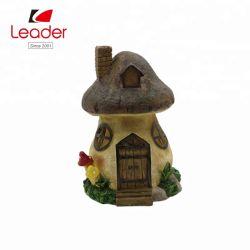 Resina Best-Seller Jardim Cogumelo Miniatura House, Miniatura Fairy Garden