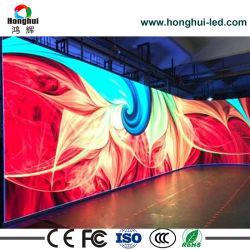 P3 de LEIDENE HD Vertoning ondertekent de Adverterende Raad van de Huur van het Scherm Binnen