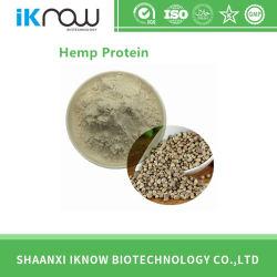 Extrait de plante de chanvre biologique de protéines de haute qualité
