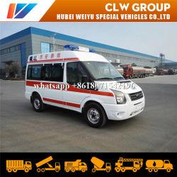 Vrachtwagen van de Ziekenwagen van het Ziekenhuis van het Vervoer van de Redding van de noodsituatie de Geduldige Mobiele