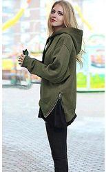 Look urbain pull-over de vêtements pour les filles des vêtements épais à manchon long
