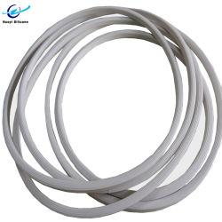Custom Grau Alimentício EPDM Silicone Borracha de vedação anéis