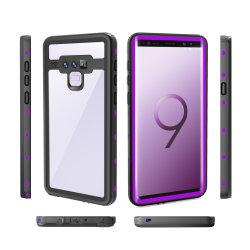 360 de volledige Verzegelde Inham van het Geval Smartphone voor Nota 9 van de Melkweg van Samsung