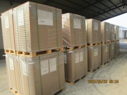 PE Cupstock feuilleté Paper Board, Conseil d'Ivoire, de classe alimentaire