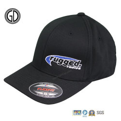 Chino coton sergé avec Soft Sandwich Flexfit Cap Hat
