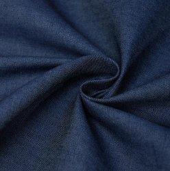 100% coton tissé Tissu denim pur pour la mode des jeans robe beaucoup de stock