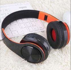 Casque Audio Headfone Casque mains libres Bluetooth Casque sans fil de l'écouteur du casque pour ordinateur PC Téléphone mobile