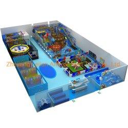 Профессиональные коммерческие крытый тренировочный игровая площадка увеселительный парк оборудования устанавливает