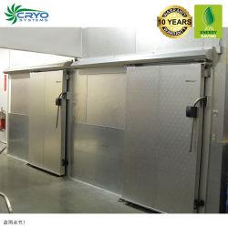Frutti di mare dell'aliotide secchi capra del verro che elaborano il compressore della cella frigorifera di conservazione frigorifera di Calgary della cella frigorifera