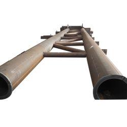 Изготовление деталей из листовой стали стальную пластину опорной рамы опорной трубы