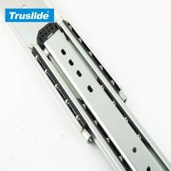 76mm Non-Disconnettono la trasparenza resistente telescopica del cassetto del hardware del Governo