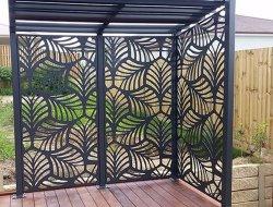 装飾的な産業庭のためのアルミニウムによって拡大される金属の網