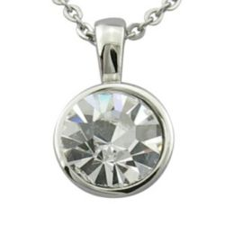 Le charme de Cristal Pendentif de conception simple