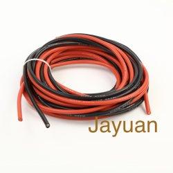 Ronda de trenzado de cobre/Cable Eléctrico Cable Color textil