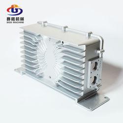 Новая энергия автомобильное зарядное устройство из алюминиевого сплава Корпус электрического автомобильное зарядное устройство корпус