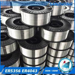 Er5356 Er4043 Er5183 Er4047 0.8mm 0.5kg/Spool 특별한 용접 전선