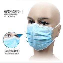 Máscaras faciais esmalte de unha Earloop Anti-Dust Urgical Saúde equipamentos modernos