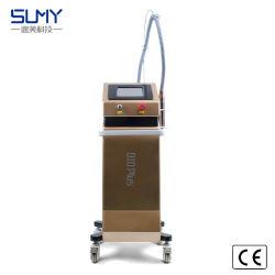 Q Apparatuur van de Schoonheid van de Verwijdering van de Tatoegering van de Laser van Nd YAG van de Schakelaar de Draagbare