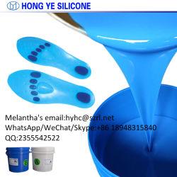 Gomma di silicone liquida del grado medico per la fabbricazione del sottopiede