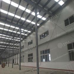 Solutions de construction métalliques Pre-Engineered pour entrepôt industriel